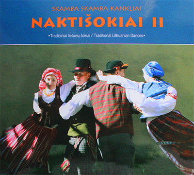 Naktišokiai II