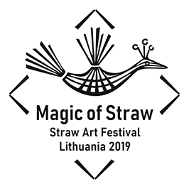 Straw magic festival logo Black 75dpi